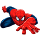 """Вафельные и сахарные картинки - """"Человек паук"""""""