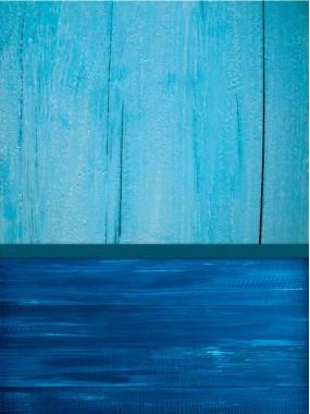 """Фотофон двойной виниловый, Print Cake - """"Голубая доска"""" №005 60х80 см"""